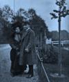Katharina Meyer and Erich Gruner engaged, 1910.png