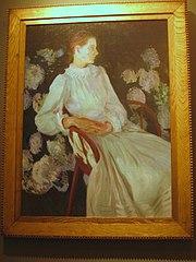 Portrait of Katharine Chase Pratt
