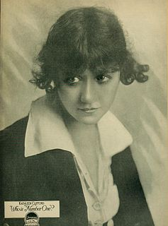 Kathleen Clifford American actress