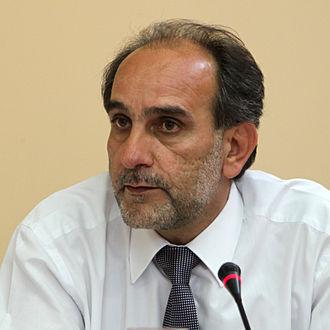 Apostolos Katsifaras - Image: Katsifaras 2011