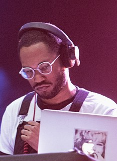 Kaytranada Electronic Musician
