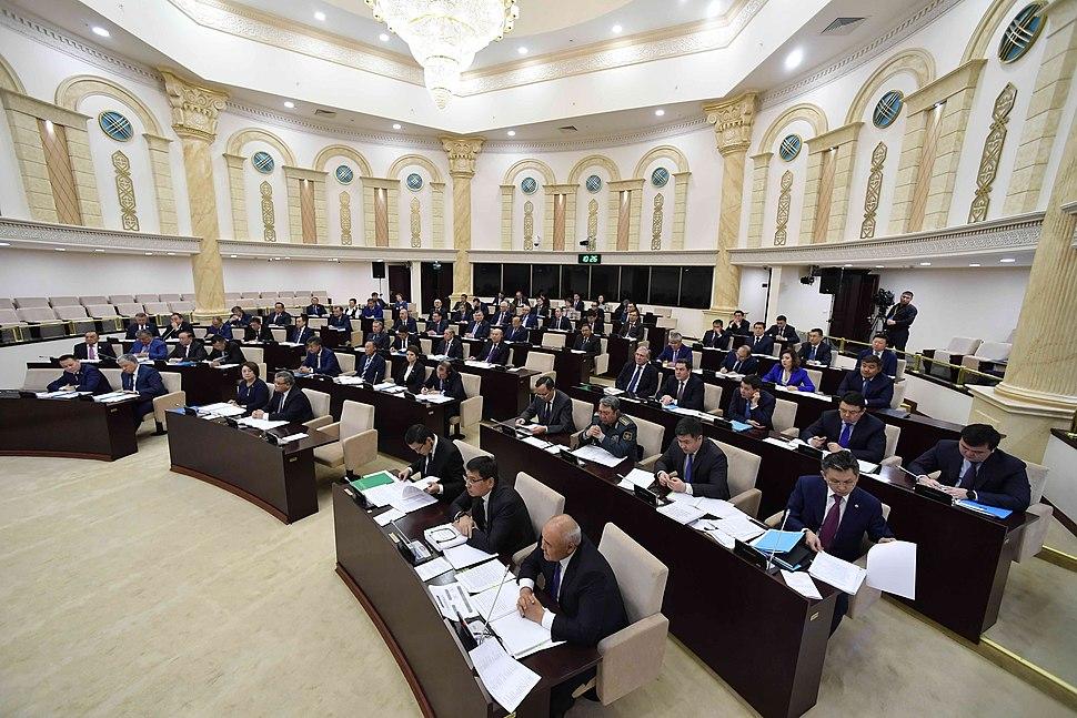Kazakhstan Senate 2018-04-26