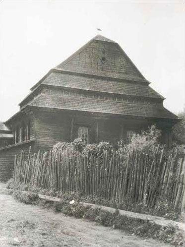 Kazhan-haradok synagogue 1916