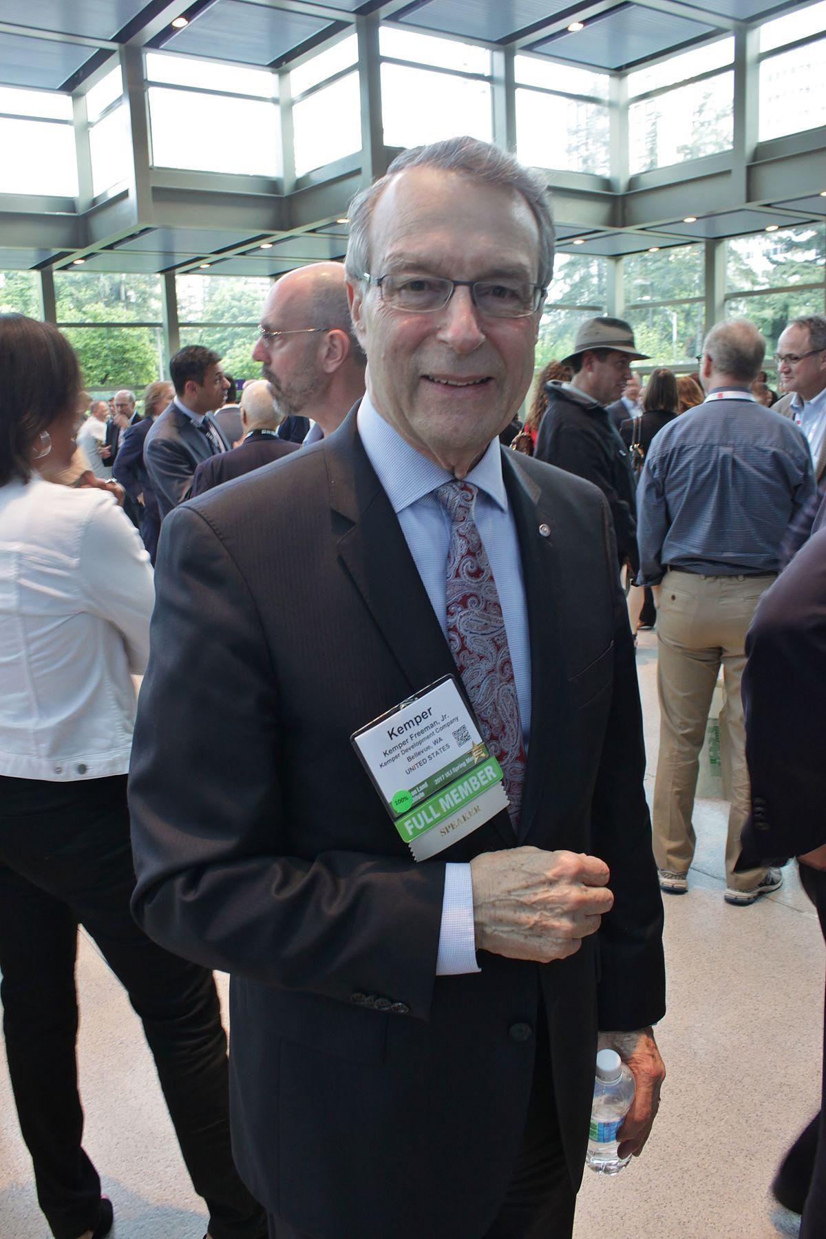 Kemper Freeman Wikipedia