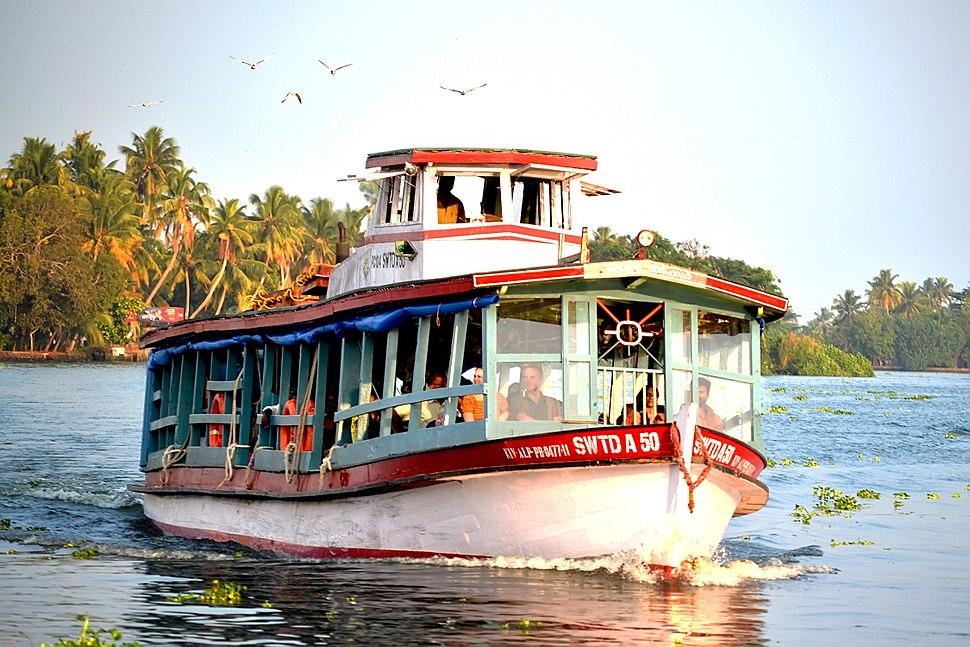 Kerala Water Transport DS