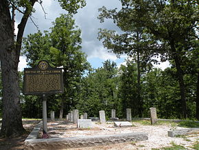 Kettle Creek Battlefield ~ Wilkes County, GA.JPG