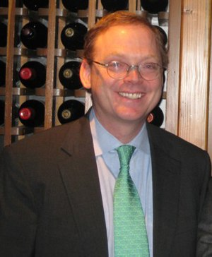 Kevin Hassett - Image: Kevin Hassett cropped