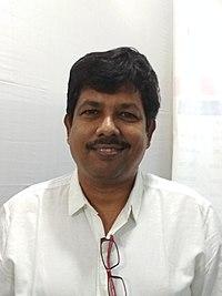 Khadeer babu at Vijayawada book festival.jpg