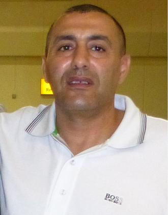 Khalid Skah - Skah in London in 2012