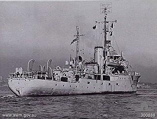 HMAS <i>Kiama</i>