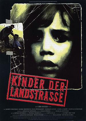 Children of the Open Road - Image: Kinderdlandstrasse plakat