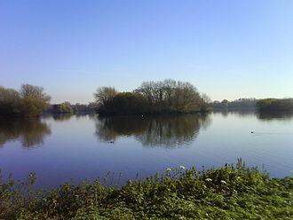 Kingsbury Water Park - Image: Kingsbury Water park water