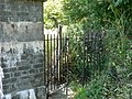Kissing Gate, St. Budeaux Church, Plymouth. - geograph.org.uk - 915035.jpg