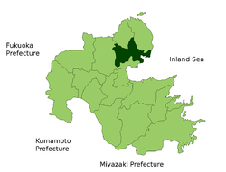 Kitsuki in Oita Prefecture.png