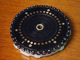 KL-7 - Image: Kl 7 rotor 1