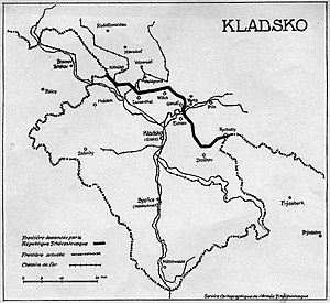 County of Kladsko - Image: Kladsko 1919 B