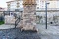 Klagenfurt Villacher Vorstadt Lendhafen Treppe an der Elisabeth Brücke 03122018 5537.jpg
