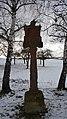 Kleindenkmal Nr. 05 (Schönfeld) Bildstock 14 Nothelfer und Blutwunder - Bild 02.jpg