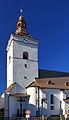 Kościół par. pw. Bożego Ciała w Jabłonkowie 2.JPG