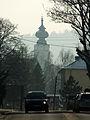 Kościół parafialny pw Ofiarowania NMP 1440 1791-1798 Wadowice Plac Jana Pawła II Rynek.JPG