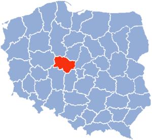 Konin Voivodeship - Konin Voivodeship