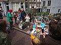 Koningsdag in Amsterdam, Lijnbaansgracht, Westerkade, Bloemgracht foto 3.JPG