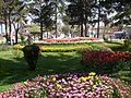 Konya - Giardino del Monastero di Mevlana - panoramio.jpg