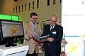 Kooperationsabkommen GIZ und EANRW am 13.11.2013, Messe Essen (10866430046).jpg