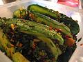 Korean cuisine-Oi kimchi-02.jpg