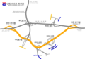 Korean highway line 102 Map.png