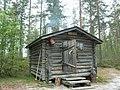 Koseva hut, Tiilikkajarvi National Park - panoramio.jpg