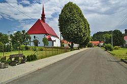 Kostel Povýšení svatého Kříže, Stínava, okres Prostějov.jpg