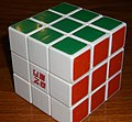 Kostka Rubika . Rubik's cube.JPG