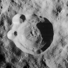 克拉斯诺夫陨石坑
