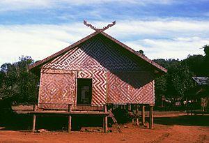 Khmer Loeu - Image: Kreung meeting house
