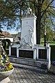Kriegerdenkmal War Memorial Strebersdorf Gemeinde Lutzmannsburg.JPG