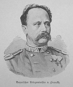 Altötting - Siegmund von Pranckh (1895/1896)