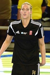 Kristine Breistøl Norwegian handball player