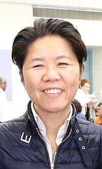 Kristyn Wong-Tam - International Women's Day Celebrations - 2018 (40638723631) (cropped).jpg