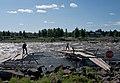 Kukkolankoski, Fishing for Whitefish - panoramio.jpg