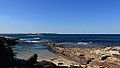 Kurnell viewed from Cronulla across Bate Bay, Sydney, NSW Australia.JPG