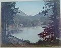 Kusakabe Kimbei 1662 Hakone Lake.JPG