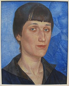Image result for anna akhmatova