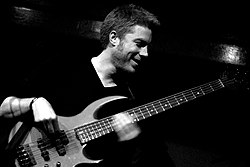 Kyle Eastwood at the Jazz Cafe, London}