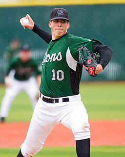 Kyle Zimmer American baseball player