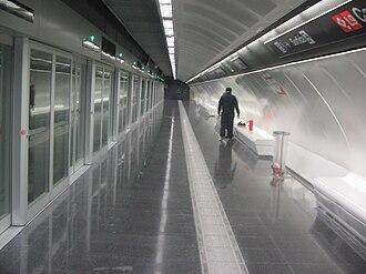 Barcelona Metro - Can Peixauet.