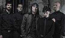 Slovenia-Music-LAIBACH Press Photo 2011