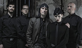 Laibach Slovenian and former Yugoslav avant-garde music group