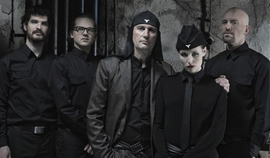LAIBACH Press Photo 2011