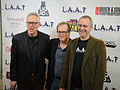LA Animation Festival - Iron Giant screening with John Andrews, Brad Bird, and Miles Flanagan (6852465234).jpg